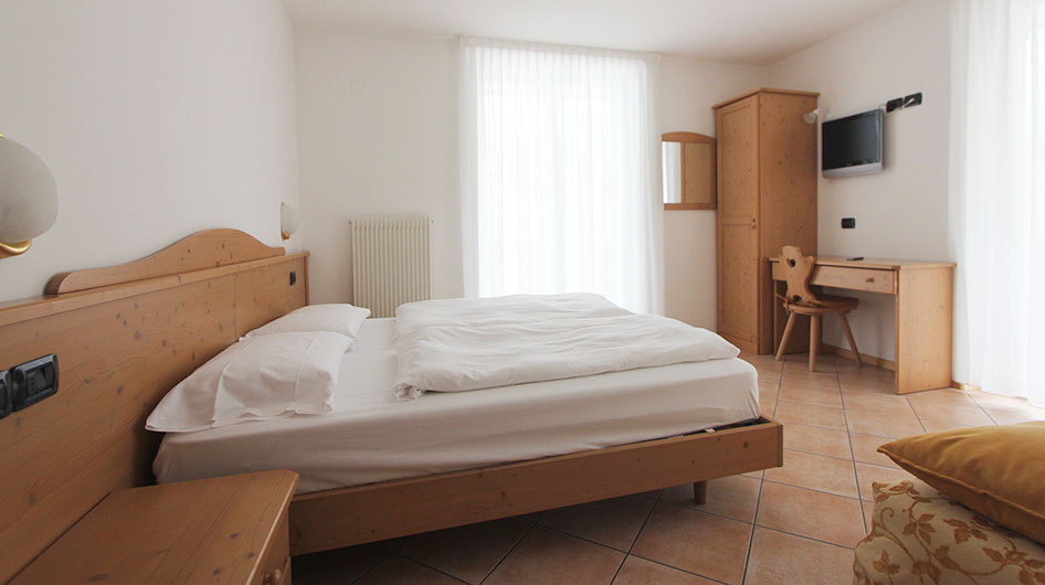 Master bedroom of the apartment bright apartment of Hotel Ambiez